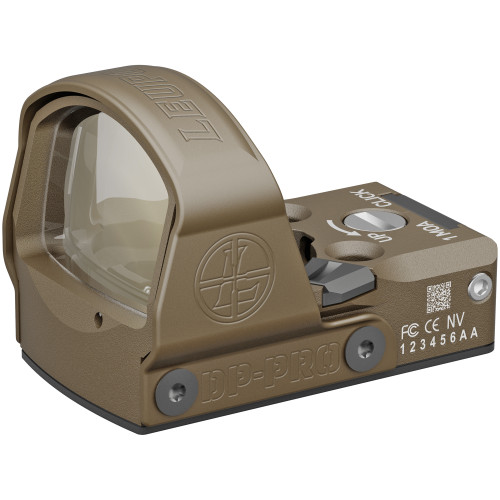 DELTAPOINT PRO - 2.5MOA RED DOT - FDE - NV-COMPATIBLE