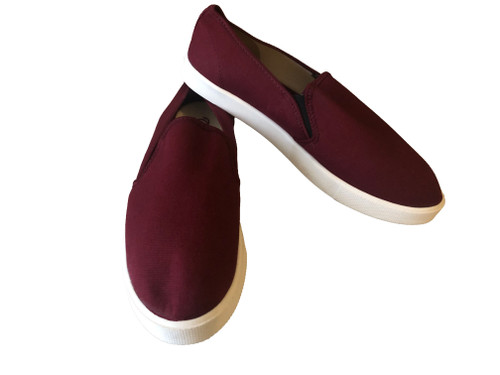 Maroon style slip on shoe