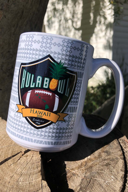 Hula Bowl Cafe Mug