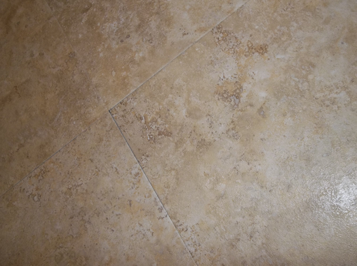 Cryntel Villastone 12 x 12 Travertine Sienna-$1.89 sq ft.