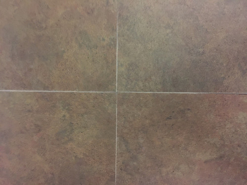 NAFCO Permastone Groutless 16x16 Leather-$1.89 sq ft.