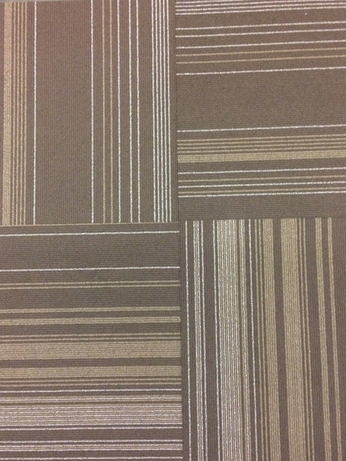 """Mohawk 24"""" x 24"""" Counterpart Carpet Tile $12.99/sq. yd"""