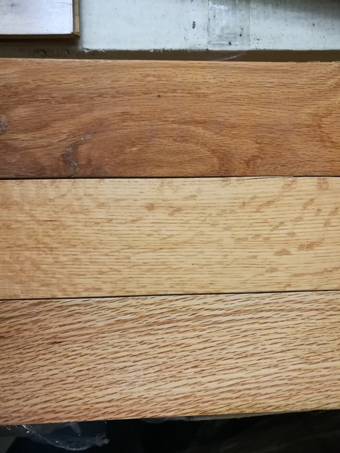 "Sovereign Red Oak Natural 3/4"" x 3.25"" Solid Hardwood - $1.49 sq. ft."