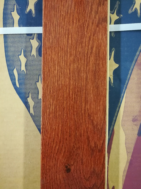 "Fairmont Oak Cherry 3/4"" x 3.25"" Solid Hardwood - $1.99 sq. ft."