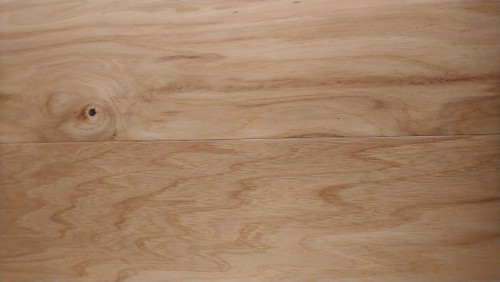 "Lidari MC Mountain Collection Handscraped Light Hickory Natural 1/2"" x 5"" Engineered Hardwood - $4.29 sq. ft."