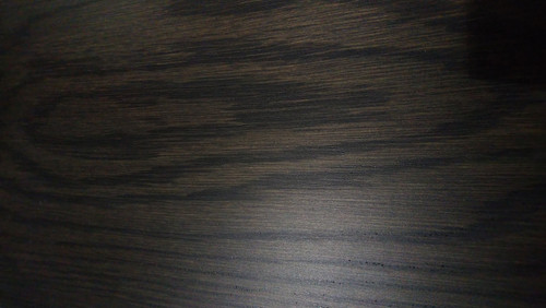 "HomerWood White Oak Smooth Espresso 9/16"" x 7 11/32"" x 7' Engineered Hardwood - $4.49 sq. ft."