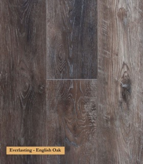 "Timeless Designs Everlasting II 7"" x 60""(Nominal) English Oak-$2.99 sq ft."