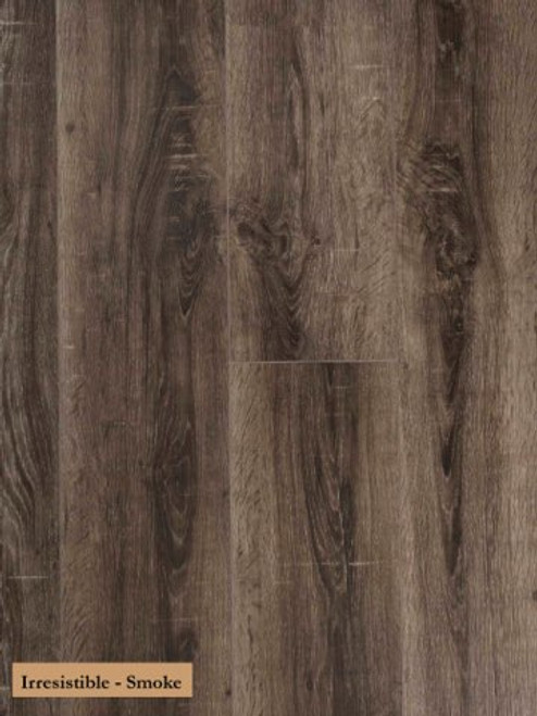 "Timeless Designs Irresistible 7"" x 48""(Nominal) Smoke-$2.49 sq ft."