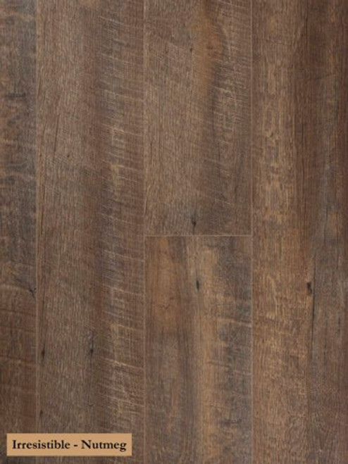 "Timeless Designs Irresistible 7"" x 48""(Nominal) Nutmeg-$2.49 sq ft."