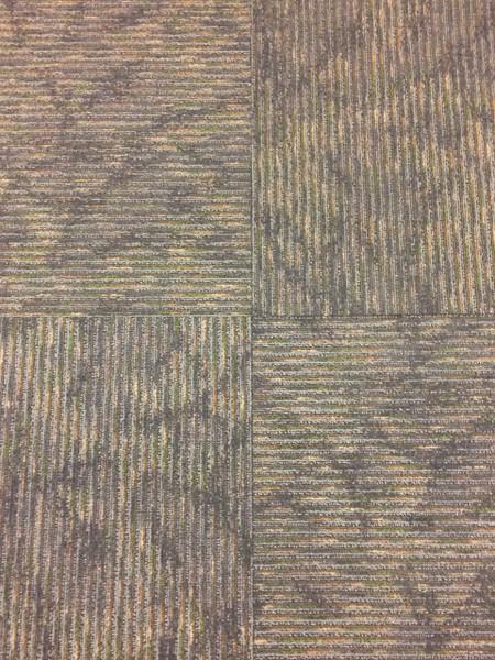 "Mohawk 24"" x 24"" Solution Charcoal Carpet Tile $12.99/sq. yd"