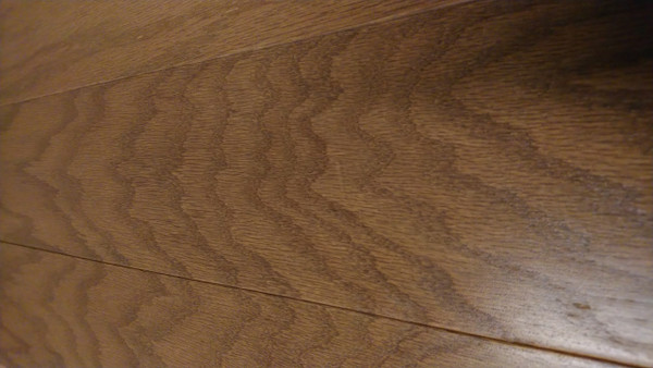 "Timeless Designs  Oak MRRO Custom Brown 1/2"" x 5"" Engineered Hardwood - $2.79 sq. ft."