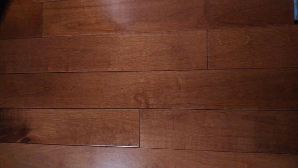 "M & W American Maple Toast 3/4"" x 3.625"" Solid Hardwood - $3.69 sq. ft."