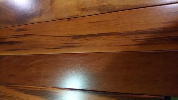 "Gilford Brazilian TigerWood 3/4"" x 2.25"" Solid Hardwood - $4.89 sq. ft."