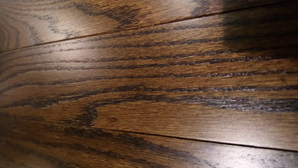 "Columbia Rusted Oak 3/4"" x 2.25"" Solid Hardwood - $4.59 sq. ft."