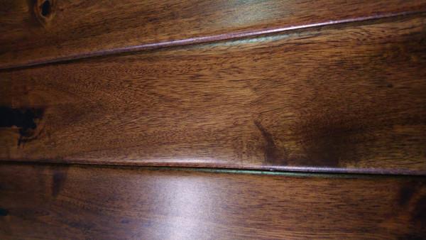 "Mohawk Brick Acacia 3/4"" x 3.625"" Solid Hardwood- $4.69 sq. ft."