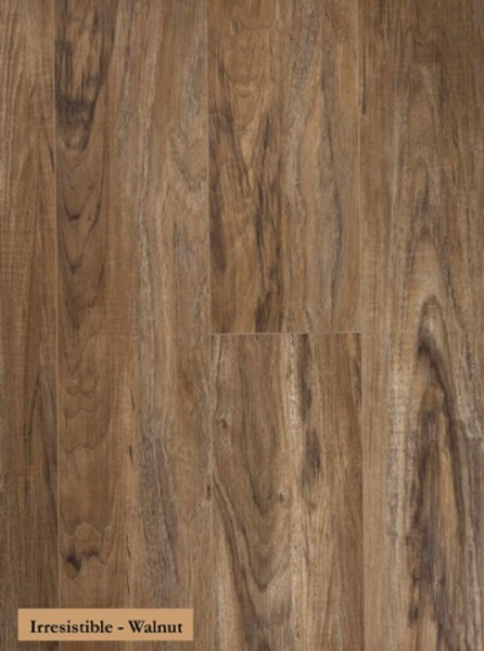"Timeless Designs Irresistible 7"" x 48""(Nominal) Walnut-$2.49 sq ft."