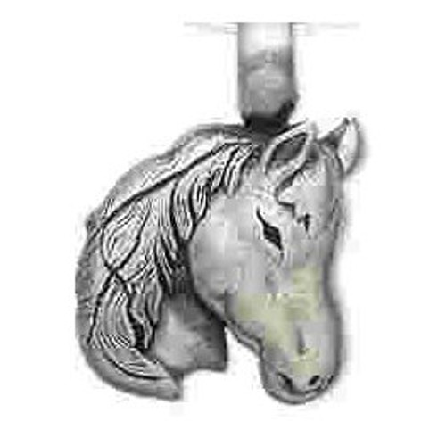 Gentle Pony Pendant