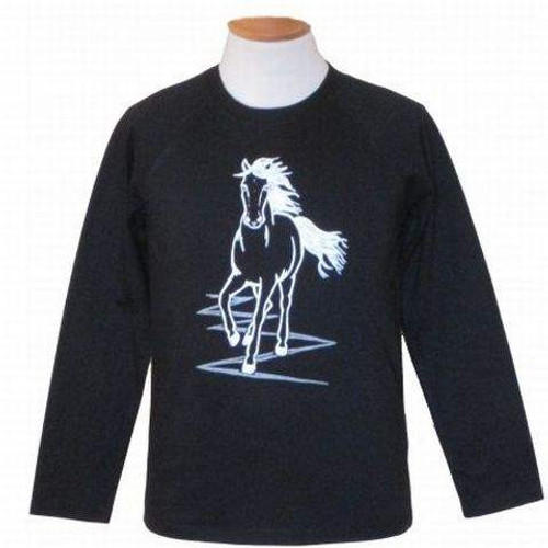 Flash Long Sleeve Child's T-shirt