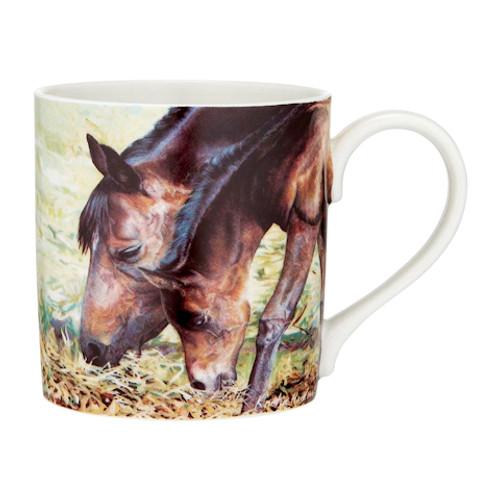 Beauty of Horses Morning Graze City Mug