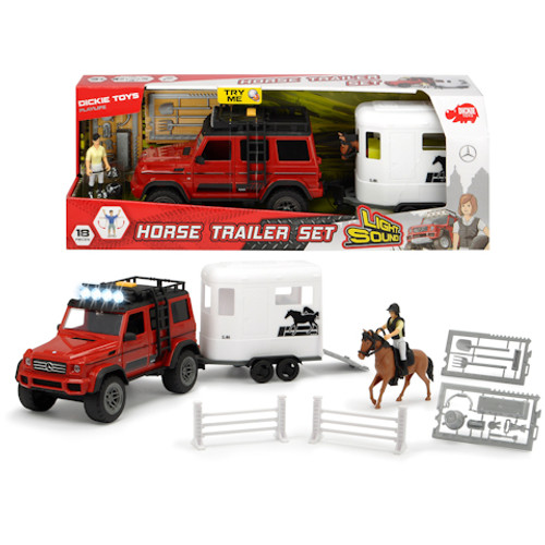 Playlife - Horse Trailer Set