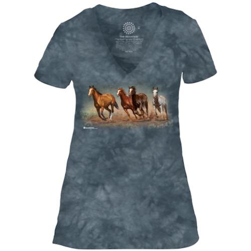 Fly Away V-Neck T-Shirt