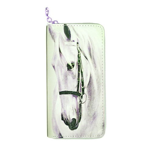Horse Wallet - Horse in Bridle