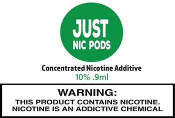 Just Nic Pods Just Nic Pods 10pk