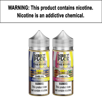 MRKTPLCE The STND eLiquid or 100mls