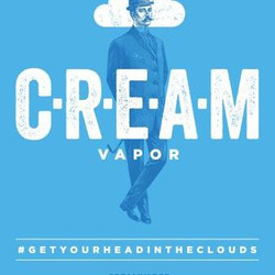 Cream Vapor