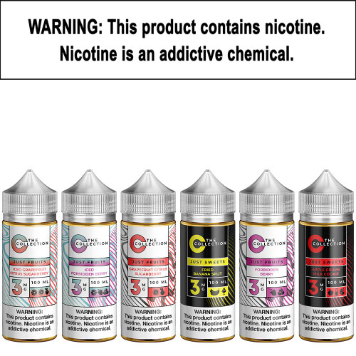 The Collection The Collection eLiquid or 100mls