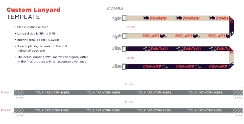 lanyard template download