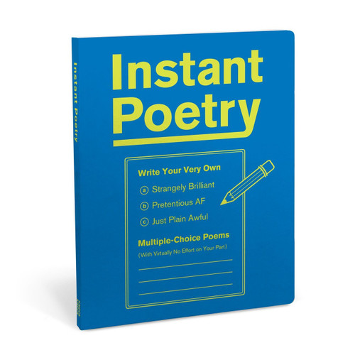 Instant Poetry Journal