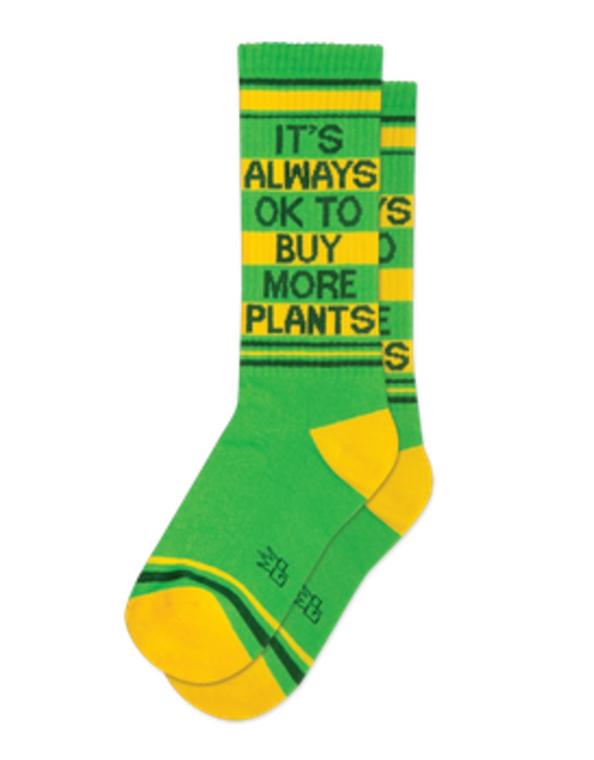 GP Always Ok To Buy More Plants