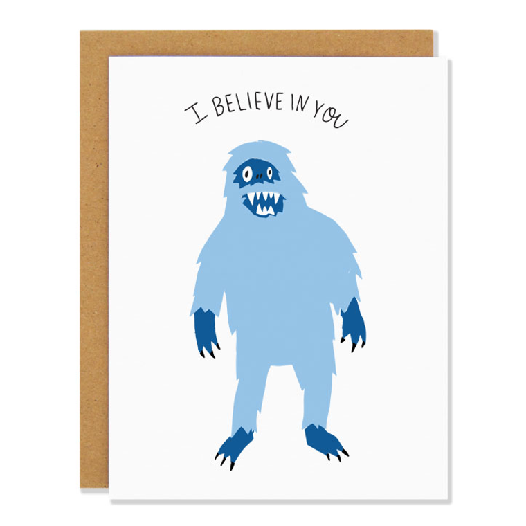 Yeti Card