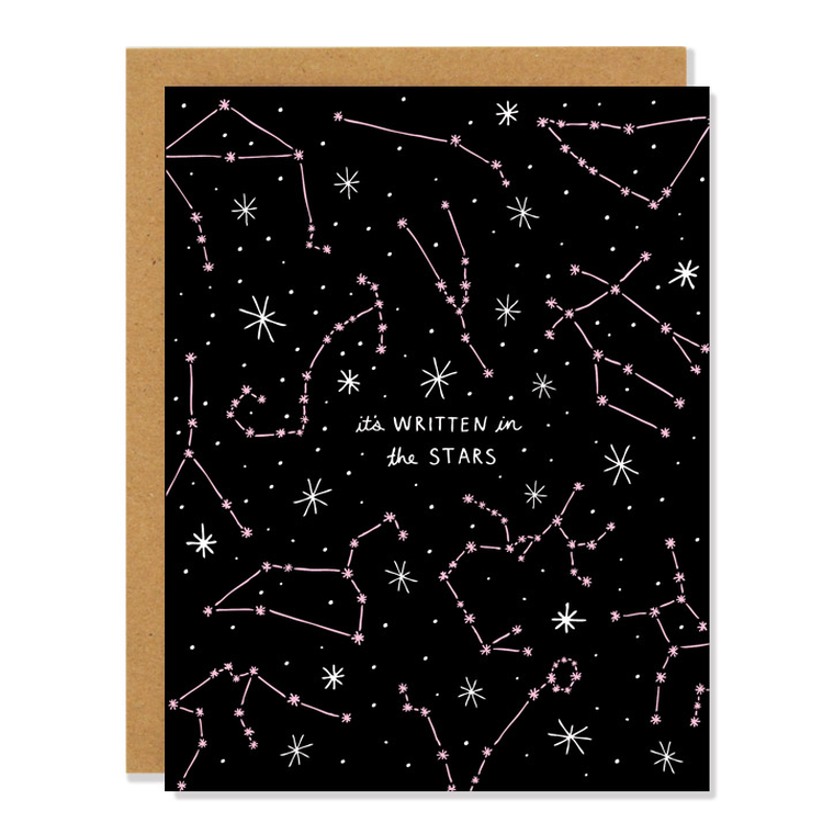 In the Stars Card