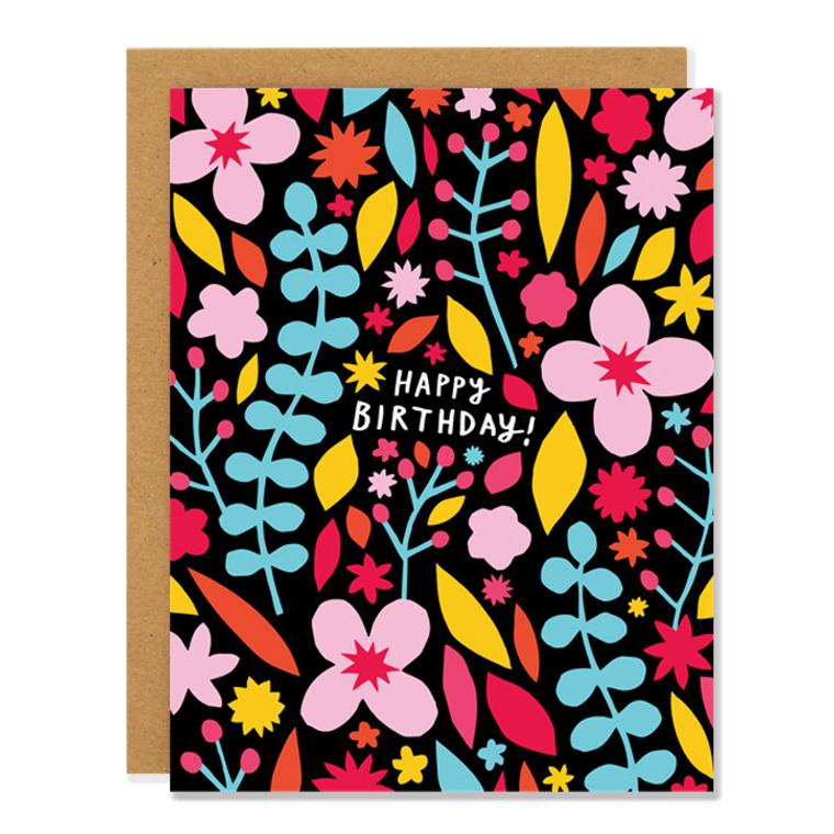 Meadow Birthday Card