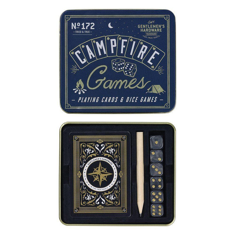 Campfire Games Cards&Dice