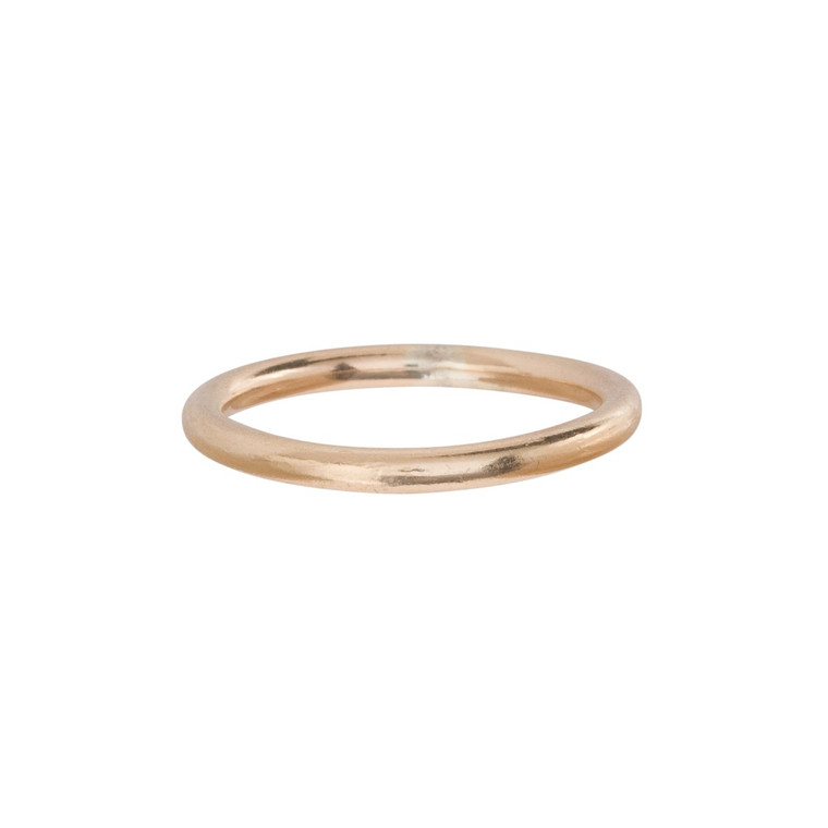 Classic Gold Band Ring