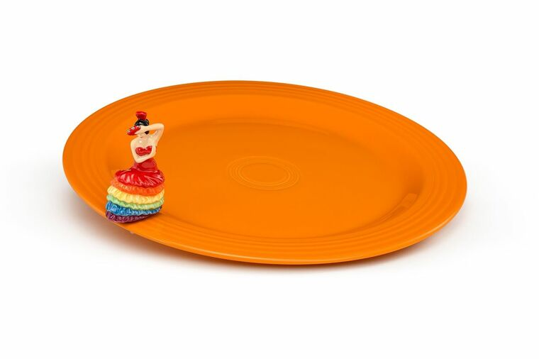 Nora Fleming Fiesta Platter