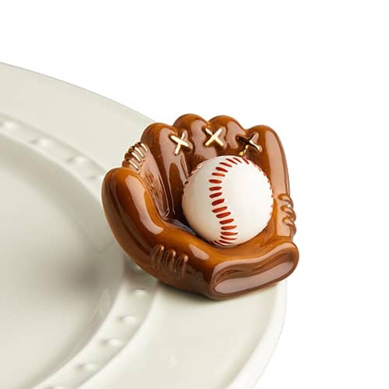 nf baseball mitt
