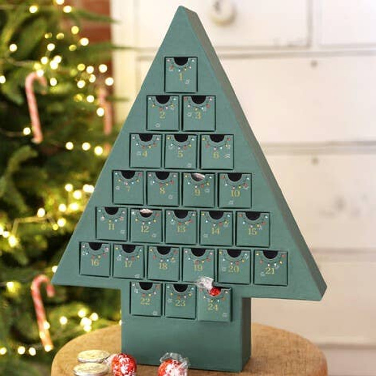 Fill Your Own Tree Advent