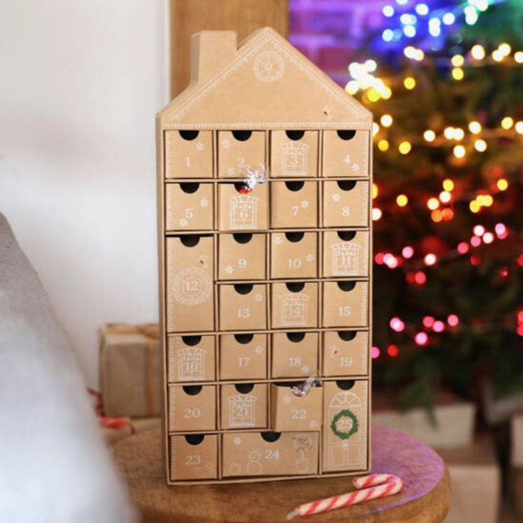 Fiil Your Own House Advent
