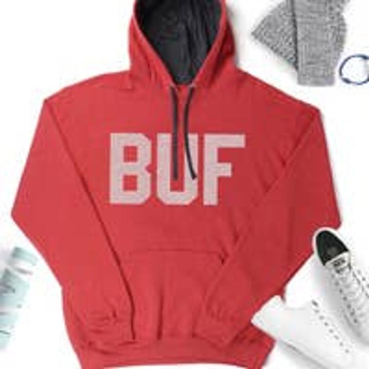 Buffalo-Buf Hoodie