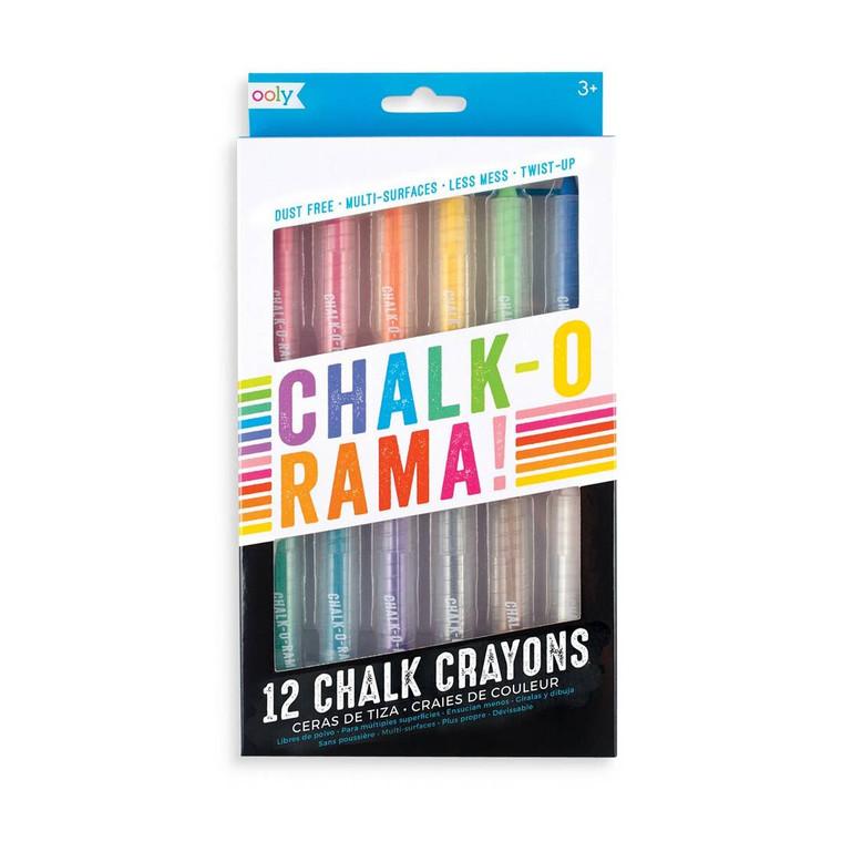 Chalk O Rama Set of 12
