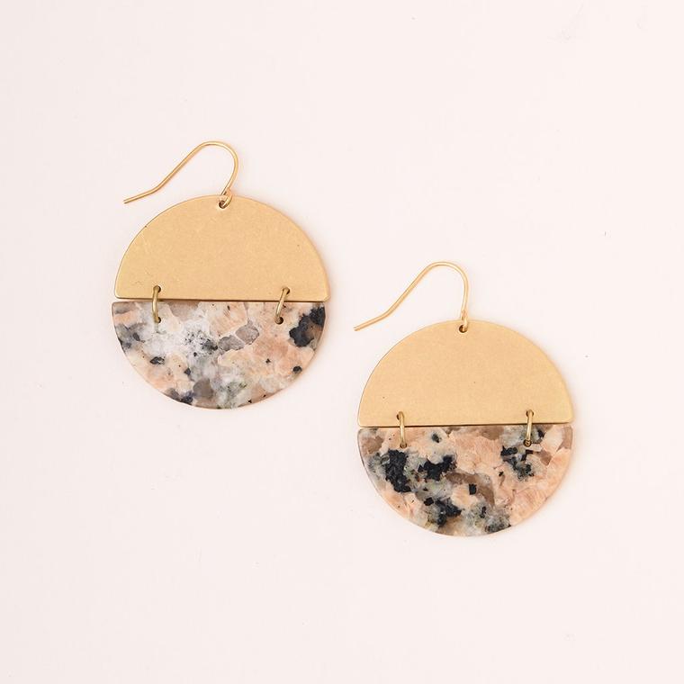 Rhodonite/Gold  Stone Of Healing