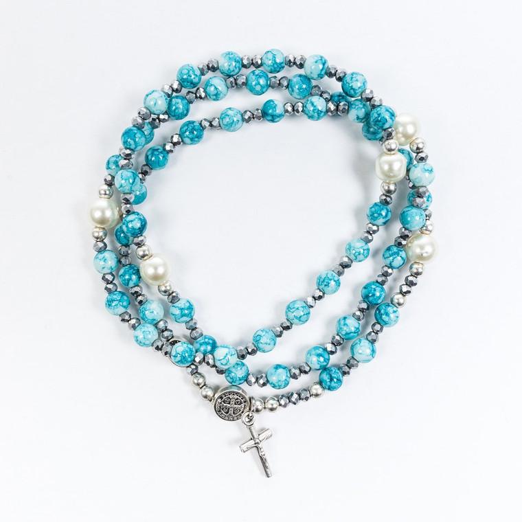 MSMH Miracles Rosary Wrap