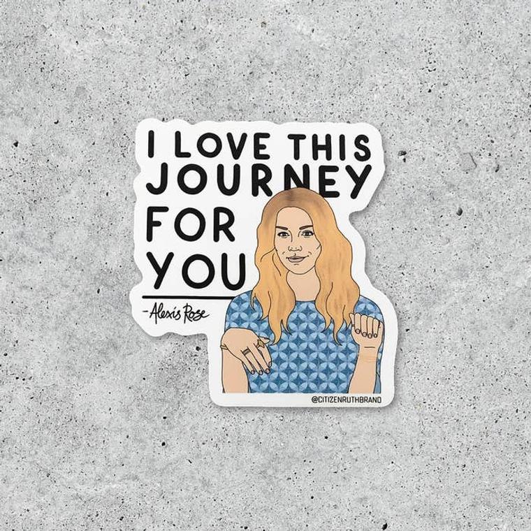 Schitt's Creek Stickers