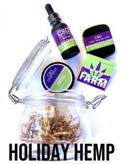 Gift Jar - Natural