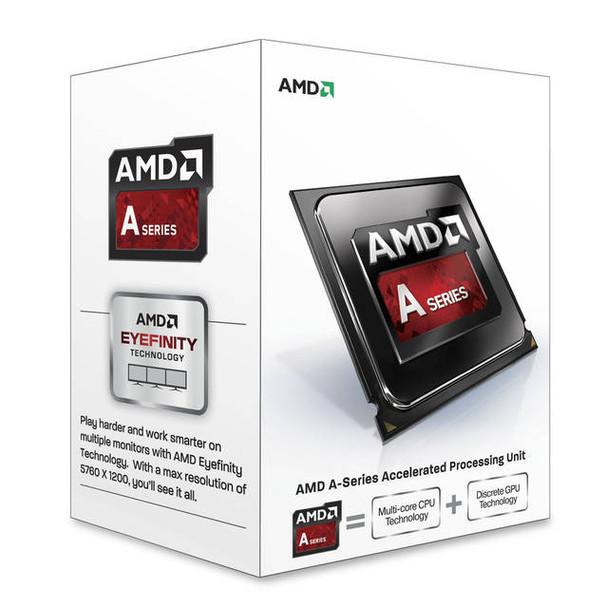 AMD A4-6300 Dual-Core APU Richland Processor 3.7GHz Sockect FM2,