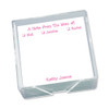 Motherly Memo Square